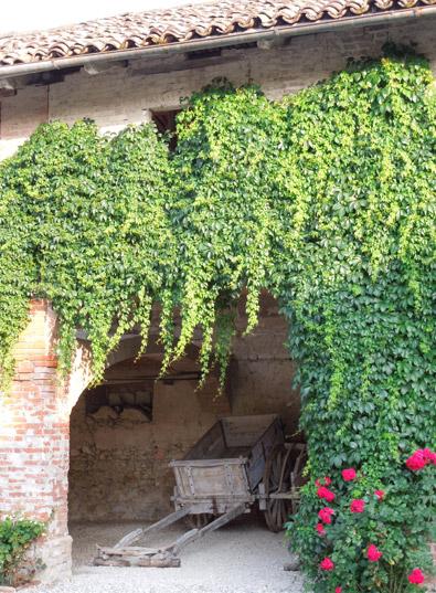 Casarovelli porticato